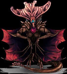 MonsterMMORPG New Incoming Monster 053_Serperor Copyrighted To MonsterMMORPG